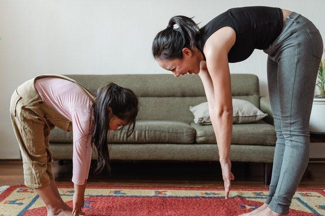workout voor verhuizen